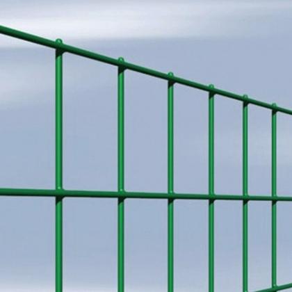 Rete elettrosaldata in filo zincato ricoperta in PVC