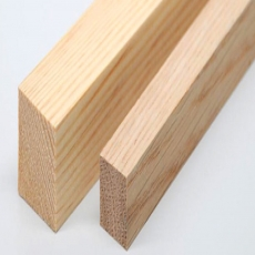 Listelli morali in legno