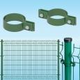 KIT per recinzione a pannelli plastificati modulari